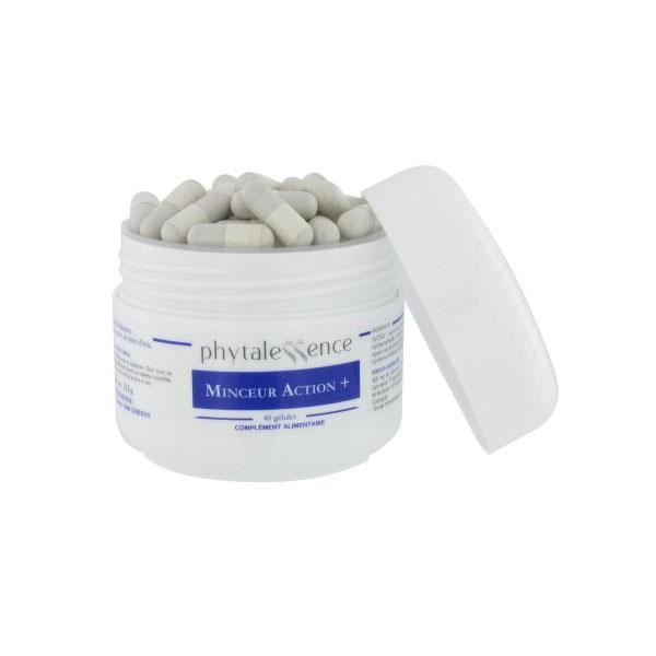 Phytalessence minceur action 40 g lules achat for Action minceur