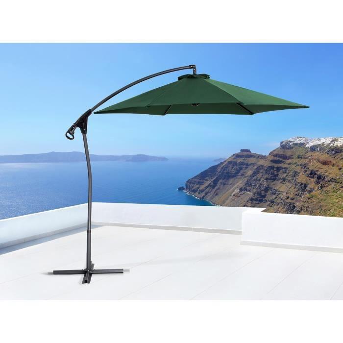 Ce parasol haut de gamme vous fournira la zone d'ombre idéale pour ...