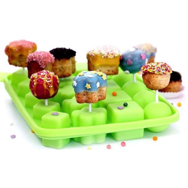 moule cake pops achat vente moule moule cake pops pas cher 2009982429227 cdiscount. Black Bedroom Furniture Sets. Home Design Ideas