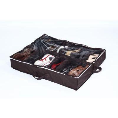 Housse rangement chaussures 12 paires mobea achat for Housse rangement chaussures