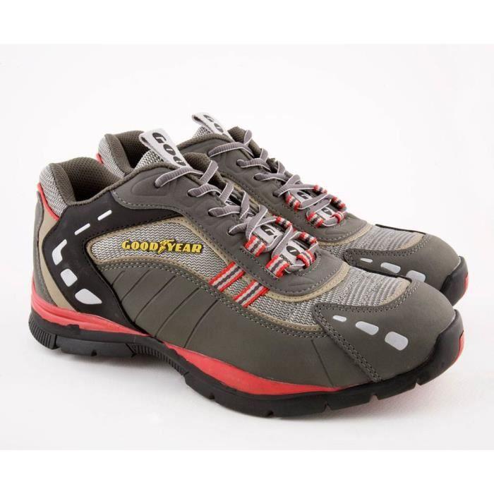 Goodyear basket de s curit trainer s1 sra hro mod gyshu3011 gris gris achat vente - Chaussure de securite goodyear ...