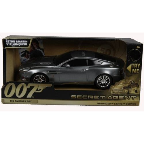 maquette voiture james bond. Black Bedroom Furniture Sets. Home Design Ideas