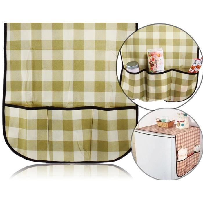 non tiss cover anti poussi re pour r frig rateur achat vente panier a linge non tiss cover. Black Bedroom Furniture Sets. Home Design Ideas