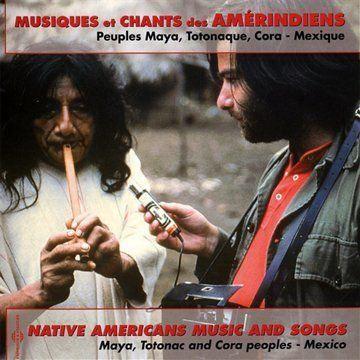 CD VARIÉTÉ INTERNAT Musiques Et Chants Des Amérindiens: Peuples May…