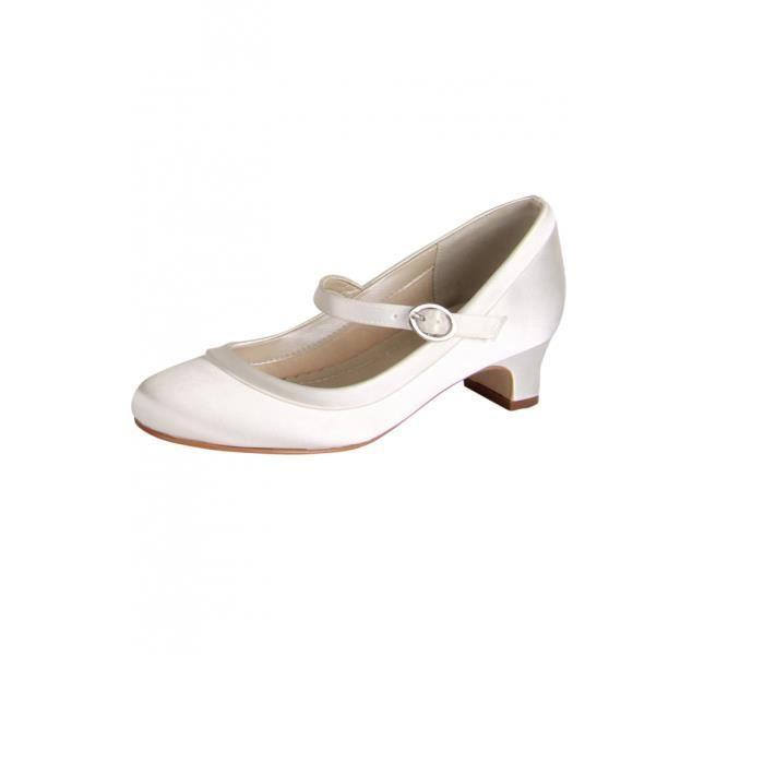 Chaussure bout rond pour enfant achat vente escarpin - Meuble a chaussure rond ...