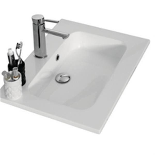 meuble salle de bain avec vasque de 60 cm de largeur - achat ... - Meuble Salle De Bain Profondeur 60 Cm