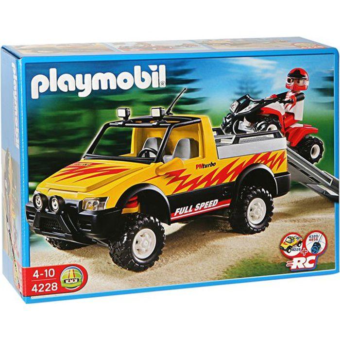 playmobil up de course achat vente auto design tech
