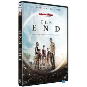 DVD FILM DVD The end