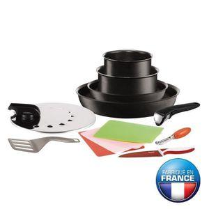 TEFAL INGENIO PERFORMANCE Batterie de cuisine 13 pi?ces L6548902 16-20-22-24cm Toux feux dont induction