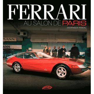 Ferrari au salon de paris 1948 1988 achat vente for Salon de l invention paris