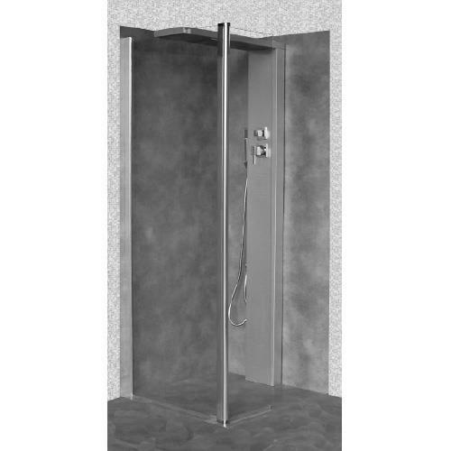 Paroi de douche cayenne 90x210 cm achat vente cabine de douche paroi de d - Cdiscount cabine de douche ...