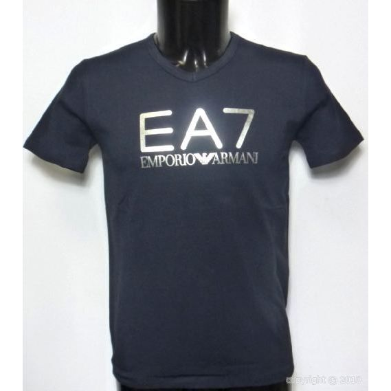 tee shirt homme emporio armani bleu marine achat vente t shirt cdiscount. Black Bedroom Furniture Sets. Home Design Ideas