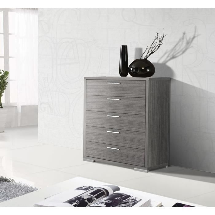 commodes achat vente commodes pas cher cdiscount. Black Bedroom Furniture Sets. Home Design Ideas