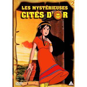 DVD DESSIN ANIMÉ VHS Les mysterieuses cites d' or vol 2