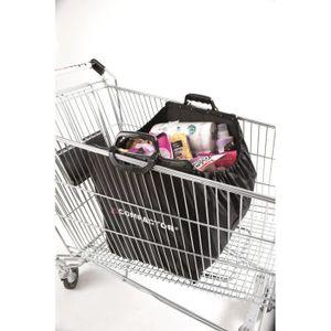 Sac pour chariot de course achat vente sac pour chariot de course pas cher cdiscount - Caddie de course pas cher ...