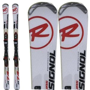 SKI Ski Rossignol Alias 74 LTD + fixations