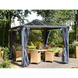 rideaux tonnelle achat vente rideaux tonnelle pas cher cdiscount. Black Bedroom Furniture Sets. Home Design Ideas