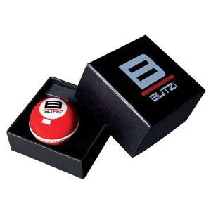 LEVIER - POMMEAUX Pommeau Butzi Ultimate Rouge alu