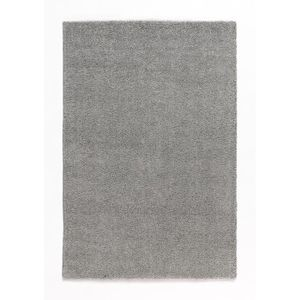 TAPIS TRENDY Tapis de salon Shaggy  gris 160x230 cm
