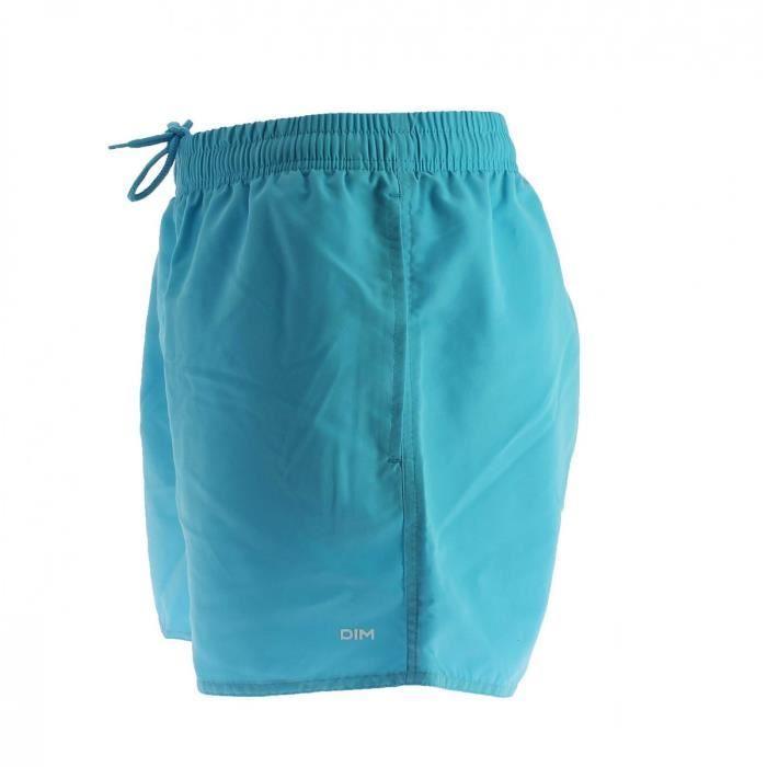 dim short de bain homme bleu turquoise couleur bleu marine bleu marine achat vente. Black Bedroom Furniture Sets. Home Design Ideas