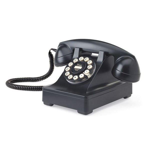 maison r retro telephone