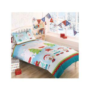 housse de couette lit junior achat vente housse de couette lit junior pas cher cdiscount. Black Bedroom Furniture Sets. Home Design Ideas