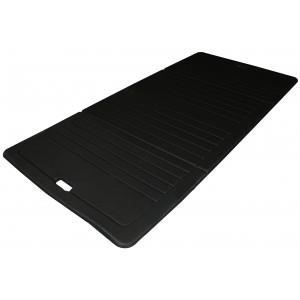 tapis pliable couleur noir taille 190 x 90 cm prix pas cher soldes d t cdiscount. Black Bedroom Furniture Sets. Home Design Ideas