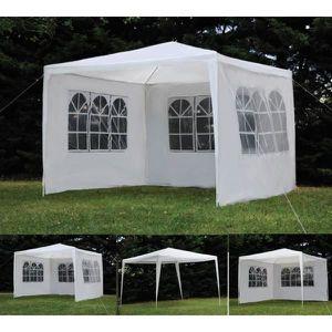 tonnelle achat vente pas cher les soldes sur. Black Bedroom Furniture Sets. Home Design Ideas