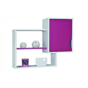 etagere bois a suspendre achat vente etagere bois a suspendre pas cher cdiscount. Black Bedroom Furniture Sets. Home Design Ideas