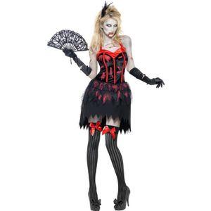 DÉGUISEMENT - PANOPLIE Costume Zombie burlesque.