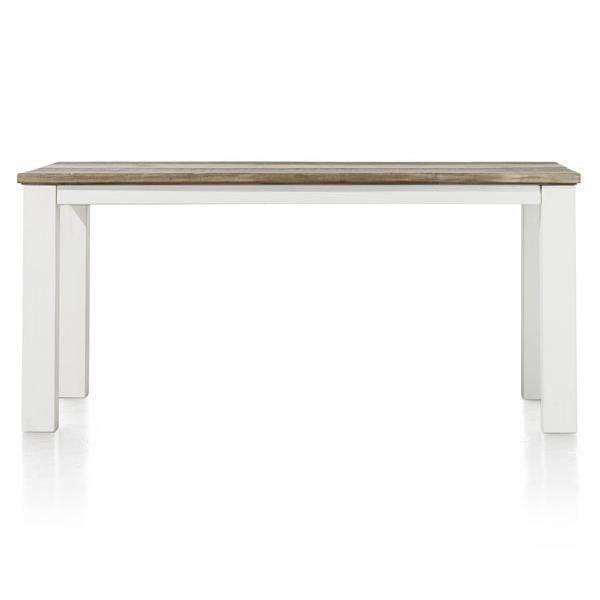 table de salle manger 190 x 90 cm acacia massif tibro h