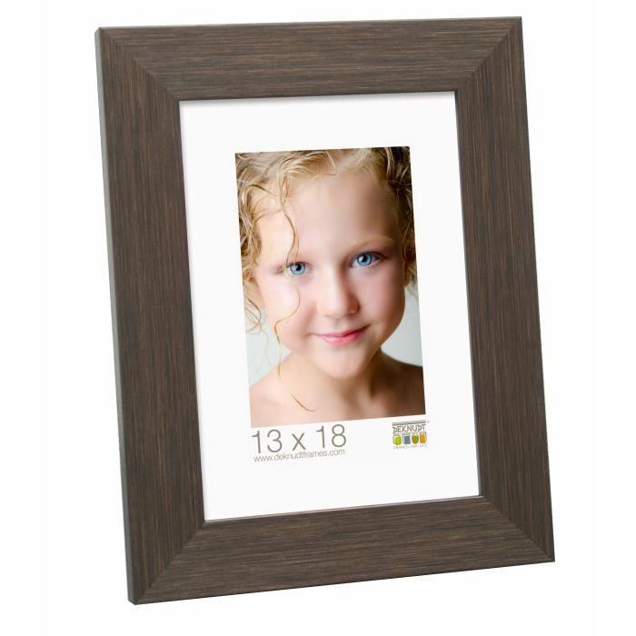 cadre photo dimension 50 00 x 70 00 cm achat vente cadre photo les soldes sur cdiscount. Black Bedroom Furniture Sets. Home Design Ideas