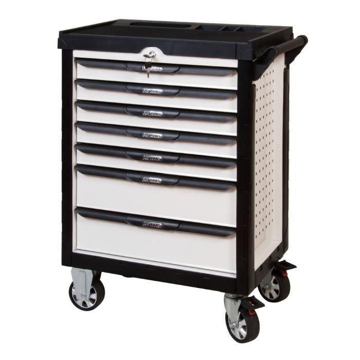 servante d 39 atelier quip es de 239 outils achat vente. Black Bedroom Furniture Sets. Home Design Ideas