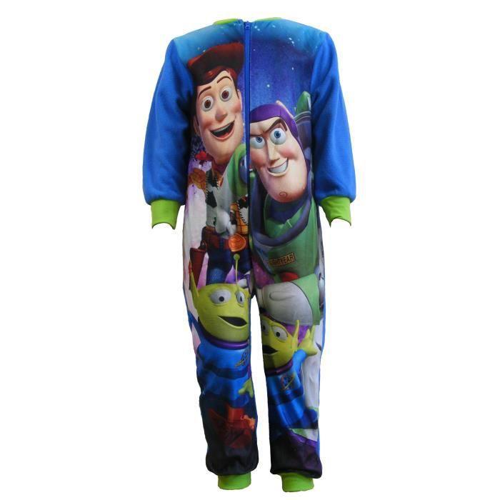 grenouill re polaire enfant gar on pyjama motif toy. Black Bedroom Furniture Sets. Home Design Ideas