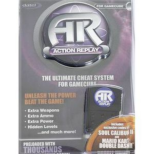 CÂBLE JEUX VIDEO ACTION REPLAY + FREELOADER
