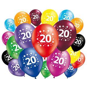ballon 20 ans achat vente ballon 20 ans pas cher les. Black Bedroom Furniture Sets. Home Design Ideas