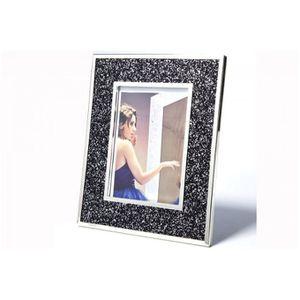 cadre deco paillette achat vente cadre deco paillette pas cher cdiscount. Black Bedroom Furniture Sets. Home Design Ideas