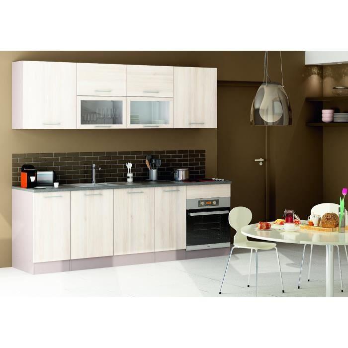 cuisine complete 2m40 avec plan de travail achat vente cuisine compl te cuisine complete. Black Bedroom Furniture Sets. Home Design Ideas