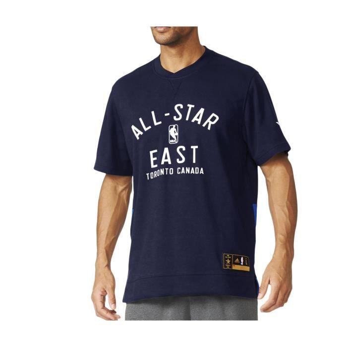 T Shirt Nba All Star Game Bleu Multicouleur Achat