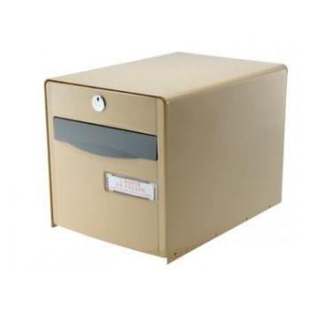 boite aux lettres simple face achat vente boite aux lettres cdiscount. Black Bedroom Furniture Sets. Home Design Ideas
