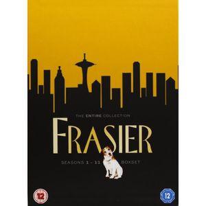 DVD FILM Frasier - Saisons 1 - 11 [Import anglais]