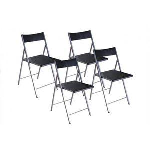 Chaise pliante plastique achat vente chaise pliante for Chaises colorees