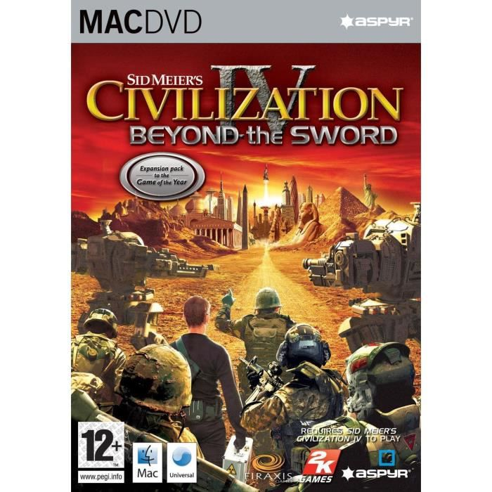 JEUX PC Civilization IV : Beyond the Sword [import alle…
