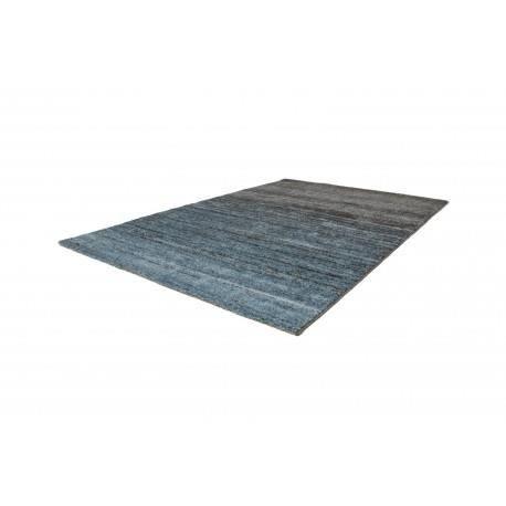 tapis vintage pour salon bleu larry 80x150cm bleu. Black Bedroom Furniture Sets. Home Design Ideas