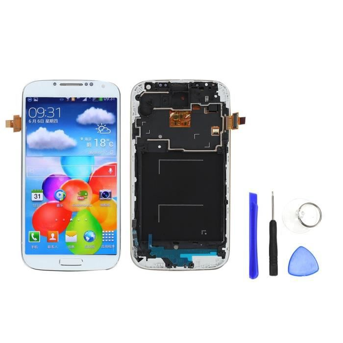 Ecran LCD + Tactile pour Samsung i9505 Galaxy S4 + Outils Achat