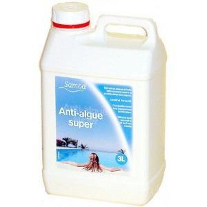 Anti algue qt20 3l 632020030 achat vente traitement de for Algues piscine ph
