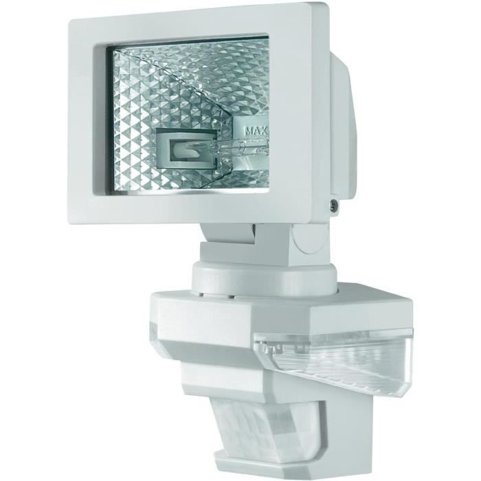 Projecteur halog ne avec d tecteur de mouvement achat for Projecteur avec detecteur de mouvement