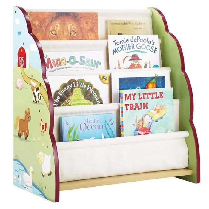 biblioth que affichage livre motifs ferme dim achat vente tag re biblioth que. Black Bedroom Furniture Sets. Home Design Ideas