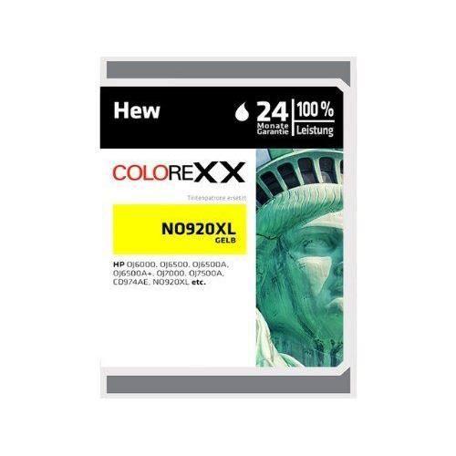 colorexx cx1481 cartouche d 39 encre jaune prix pas cher cdiscount. Black Bedroom Furniture Sets. Home Design Ideas