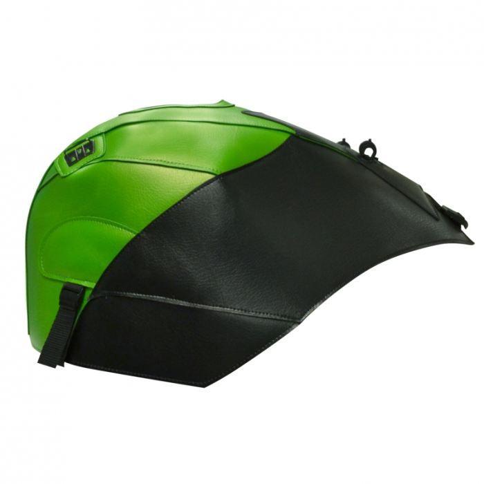 tapis de r 233 servoir bagster vert nacre noir 1635a kawasaki zzr1400 achat vente tapis sac